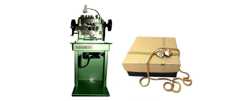 venetian chain making machine