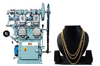 jewellery chain making machine